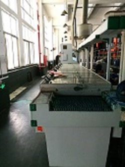 Vacuum Etching machine